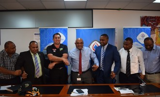 Kroton Limited – Proud Naming Rights Sponsors of Hela Wigmen Digicel Cup Franchise Team 2017