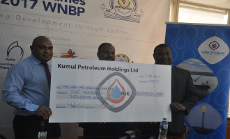 Kumul Petroleum Holdings – Gold Sponsor of 7th PNG Games
