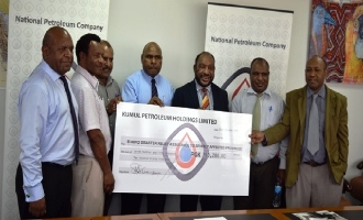 Kumul Petroleum assists severely El Nino impacted provinces with K750, 000