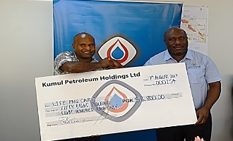 Kumul Petroleum Holdings Limited Assists Life PNG Care