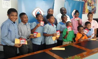 KPHL partners with Life PNG Care to commemorate National Literacy Week