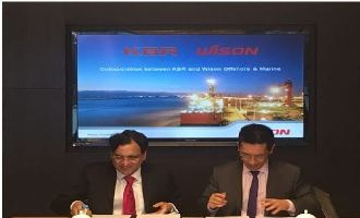 Wison and KBR sign Memorandum for Collaboration on floating LNG plant for Kumul LNG Project
