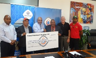 KPHL supports PNG Hunters with K3m sponsorship
