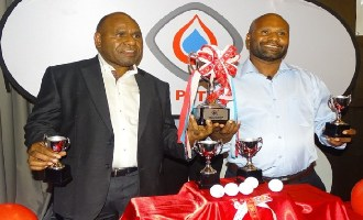 Kumul Petroleum Launches Charity Golf Cup