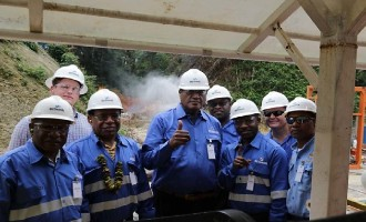 Kumul Petroleum welcomes successful drill Stem test (DST) of Barikewa 3
