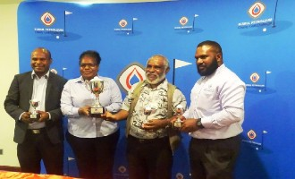 Kumul Petroleum Charity Golf Challenge enters second year