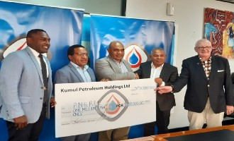Kumul Petroleum Supports PNG Kumul & PNG Orchid's Oceania Cup Campaign 2019