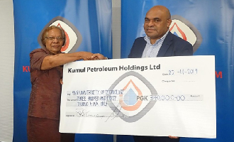 Kumul Petroleum supports education  of engineers in PNG