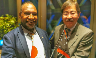 PM Marape welcomes Japanese investment in petroleum sector